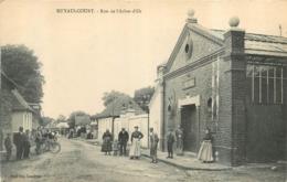 RUYAULCOURT RUE DE L'ARBRE D'OR - Frankreich