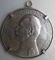 Medaille FRIEDRICH II Grossenherzog Von Baden – FÜR VERDIENST - Duitsland