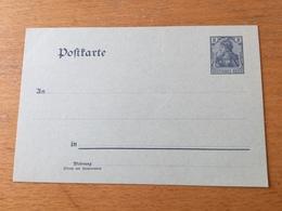 KS2 Deutsches Reich Ganzsache Stationery Entier Postal P 57X - Germania