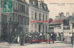 62 // MONTREUIL SUR MER    Le Marché Aux Poissons - Montreuil