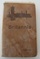 Britannia Hatier G.Guibillon 1948 Vintage Rétro - Esplorazioni/Viaggi