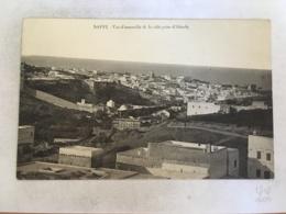 CPA MAROC - SAFFI (SAFI) - Vue D'ensemble De La Ville Prise D'Albiada - Otros
