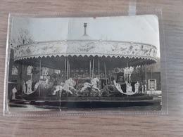 Manège Carrousel Foire Ducasse Kermesse Fête Foraine, Belgique - Postcards