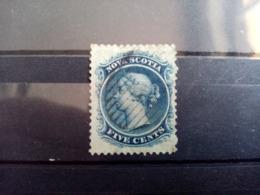 NOUVELLE ECOSSE. 1860. Effigie De La Reine VICTORIA . Oblitéré. - Nova Scotia