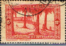 ALGÉRIE 301 // YVERT 106 // 1936-37 - Argelia (1924-1962)
