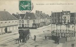 Guines - La Grand Place ( Côté Nord-Est ) - Guines