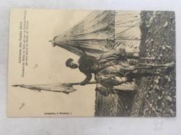 CPA MAROC - TADLA - COLONNE TADLA 1913 - Etandart De Moha Ou Said Pris Par La Colonne Mangin Qui Sera Exposé Au Musée De - Autres