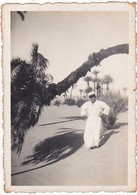 Afrique : SAHARA : Soldat à Définir - Légion ?? - 1939 - ( Format : 8,7cm X 6cm ) - War, Military