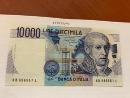 Italy Volta Uncirculated Banknote  1984 #24 - [ 2] 1946-… : République