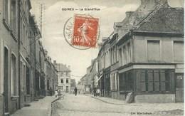 Guines - La Grand'Rue - Guines