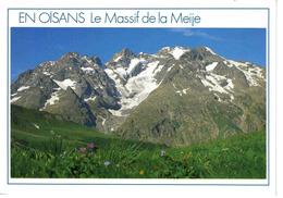 05 En Oisans Col Du Lautaret La Meije Pic Gaspard Glacier De L'Homme VOIR DOS éditions EDY - Sin Clasificación