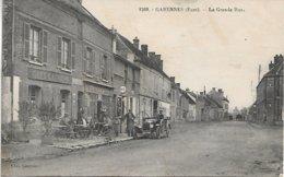 "L130A_260 - Garennes - 1569 La Grande Rue - Station Essence ""Moto Naphta"" - France"