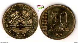 Tadjikistan - 50 Diram 2015 (UNC) - Tadjikistan