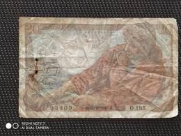 Billet De  20 Francs Le Pêcheur - 20 F 1942-1950 ''Pêcheur''