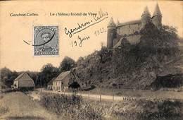 Gendron-Celles - Le Château Féodal De Vêve (1922) (prix Fixe) - Houyet