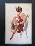 Illustrateur Fabiano.Les P'Tites Femmes. - Fabiano