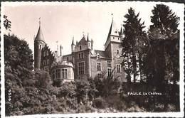 Faulx - Le Château (Mosa - Edit. Des Grottes Et Cavernes Préhistoriques De Goyet)  (prix Fixe) - Gesves