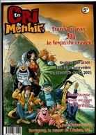 Le Cri Du Menhir - 2005 - BD Bretagne - N° 9 & 10 - 60 Pages Par Numéro En Noir & Blanc - état ** - Magazines Et Périodiques