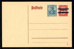 Deutsches Reich Ganzsachen Postkarte MiNr. P 132 II 02 Ungebraucht (G127 - Germania