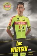 Luc Wirtgen - Wallonie Bruxelles - 2020 - Ciclismo