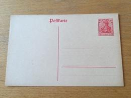 KS2 Deutsches Reich Ganzsache Stationery Entier Postal P 121B - Germania