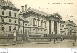 WW Lot 5 Cpa REGIONS DE FRANCE. Aurillac Palais Justice, La Bourboule, Arcachon Phare, Orcines Et Bordeaux - Cartes Postales