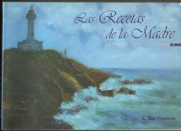 INTERESANTE LIBRO LAS RECETAS DE LA MADRE 2003 ,CURSO DE COCINA CASERA 1ª .MURCIA.C.BS VIVANCOS.IDEAL REGALO.140 PAGINAS - Gastronomía