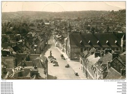 Photo Cpsm Cpm 60 CLERMONT-DE-L'OISE. Rue République Vers 1950 - Clermont