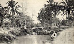 CPA / ALGERIE MAGHREB / Gabès Pont De L'Oued Benazous - Algerien