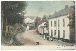 Vielsalm - Avenue De Golonfa (ca. 1905) - Vielsalm