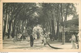 Promotion PHL 2 X Cpa 17 CHATELAILLON. Avenue De La Gare Et Hôtel De Ville Vers 1930-40 - Châtelaillon-Plage