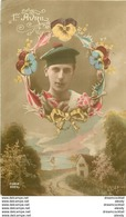WW POISSON D'AVRIL. Jeune Marin - April Fool's Day