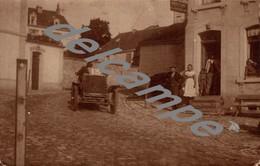 Neufchateau - Carte Photo Circuit Des Ardennes - Rue D'Arlon - Neufchateau