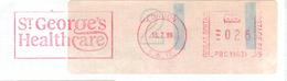 AFS St. Georges Healthcare - London 1996 - Medizin