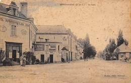 Montsoreau          49           La Gare. Tramway         (Voir Scan) - France