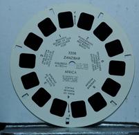 VIEW MASTER   3208    ZANZIBAR    AFRICA - Visionneuses Stéréoscopiques