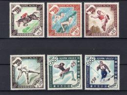 [HS2120]  Monaco - Jeux Olympiques Rome 1960 - Ete 1960: Rome