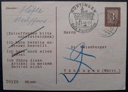 DR Privatpostkarte PP 157 B4-02 Mit Sonderstempel, Nachporto Wieder Gestrichen (1487) - Allemagne