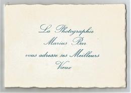 La Photographie MARIUS BAR Vous Adresse Ses Meuilleurs - Escadre D'Evolution 1869 - Porte Avions Foch 1963 - Bateaux