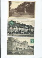 3 CPA - Gonfreville  L'Orcher   ( Seine-Inf.) - Other Municipalities