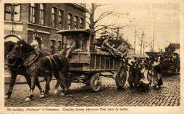 """FELDPOST  Die Deutschen """"Barbaren"""" , Erster Weltkrieg   WWI ANTWERPEN ANVERS WWICOLLECTION - Antwerpen"""