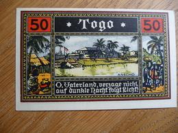 (3) 50 Pf. - Notgeld Amt Neustadt 1922 * TOGA * (UNC) - [11] Emissions Locales