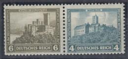 DR  W 41 Postfrisch **, Nothilfe 1932 - Se-Tenant