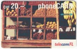LIECHTENSTEIN A-073 Prepaid TelecomFL - Used - Liechtenstein