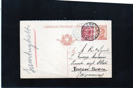 CG32 - Cartolina Postale Da Isolabella Per Vergano Novarese 17/3/1926 - 1900-44 Vittorio Emanuele III