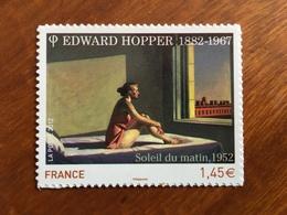 ADHESIF DE FEUILLE - 2012 - EDWARD HOPPER Y&T 661A - 1,45€ - Neuf ** - France