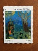 ADHESIF DE FEUILLE - 2011 - ODILON REDON Y&T 551 - 1,40€ - Neuf ** - France