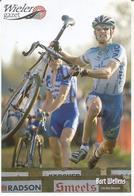 Cyclisme, Bart Wellens - Cyclisme