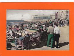 Oostende - La Digue Et Le Kursaal - Cachet  Brussel 1958 - 2 Scans - Oostende