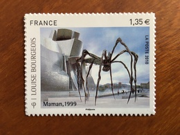 ADHESIF DE FEUILLE - 2010 - LOUISE BOURGEOIS Y&T 471 - 1,35€ - Neuf ** - France
